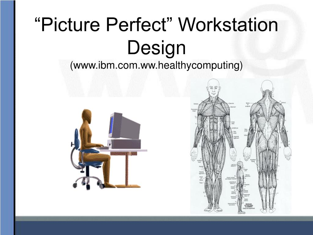 """""""Picture Perfect"""" Workstation"""
