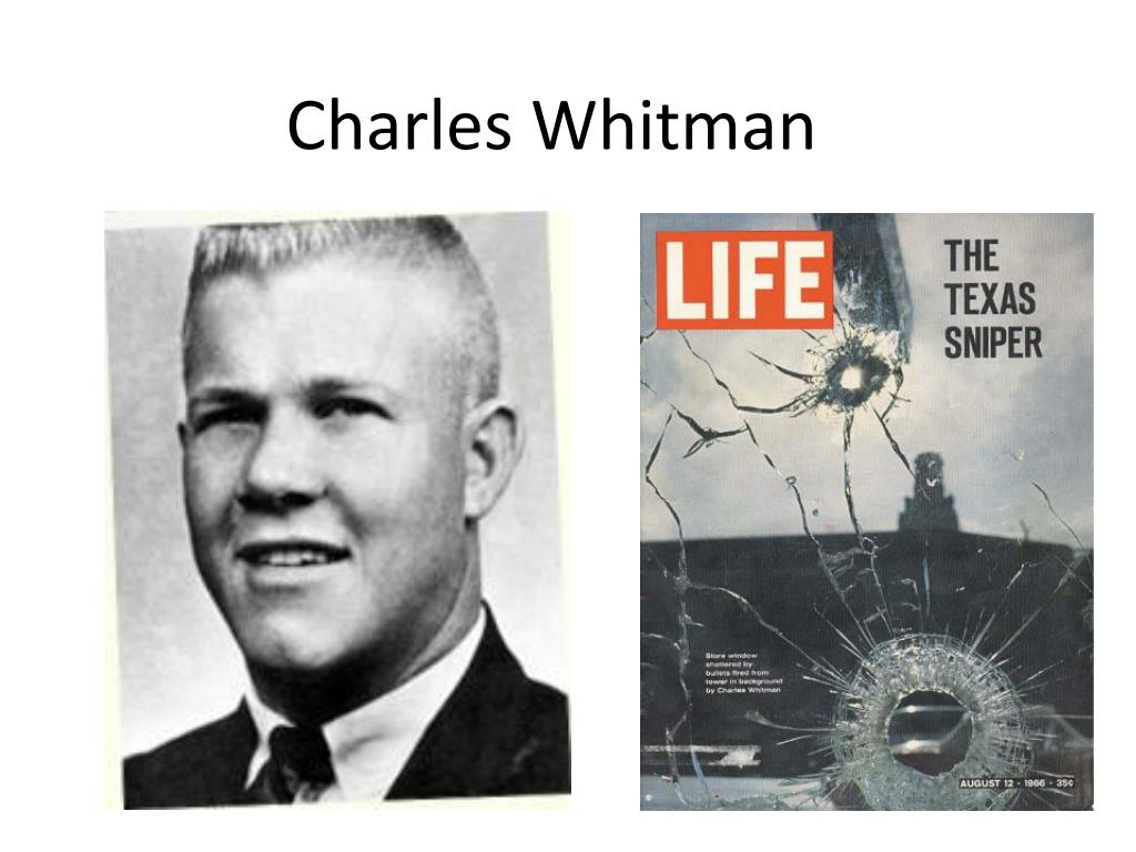 Charles Whitman