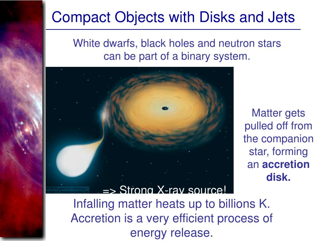 Compact Objects with Disks and Jets