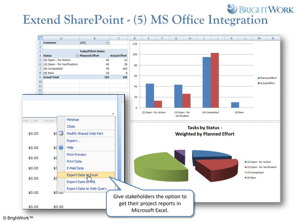 Extend SharePoint - (5) MS Office Integration