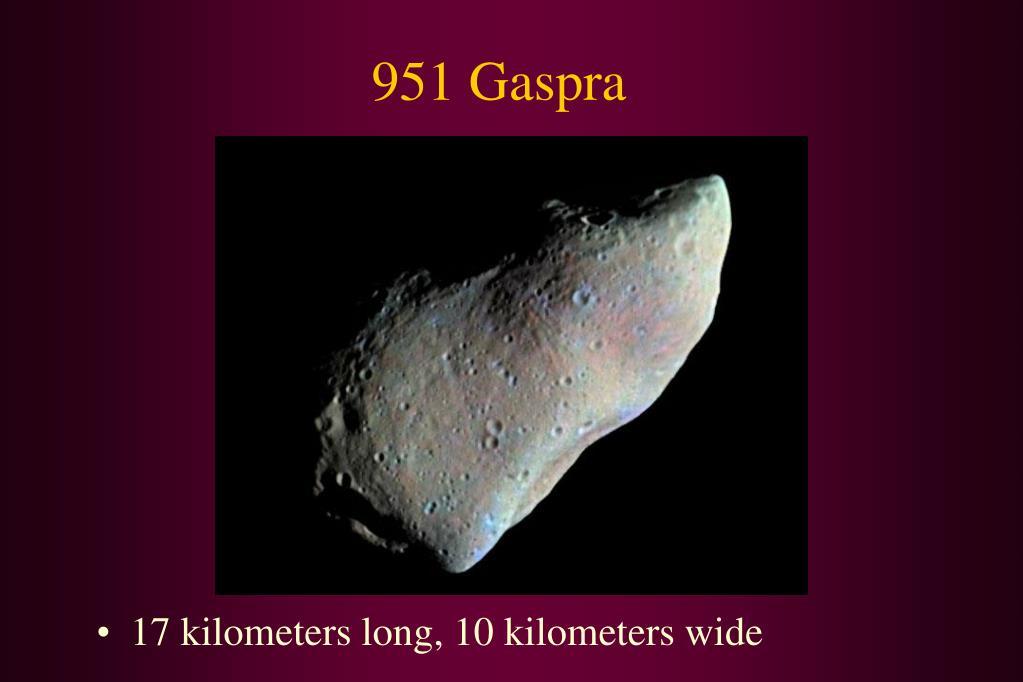 951 Gaspra