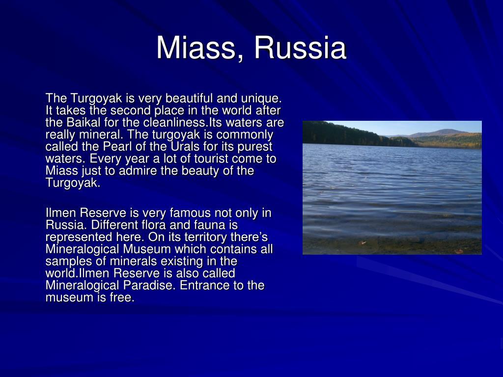 Miass, Russia
