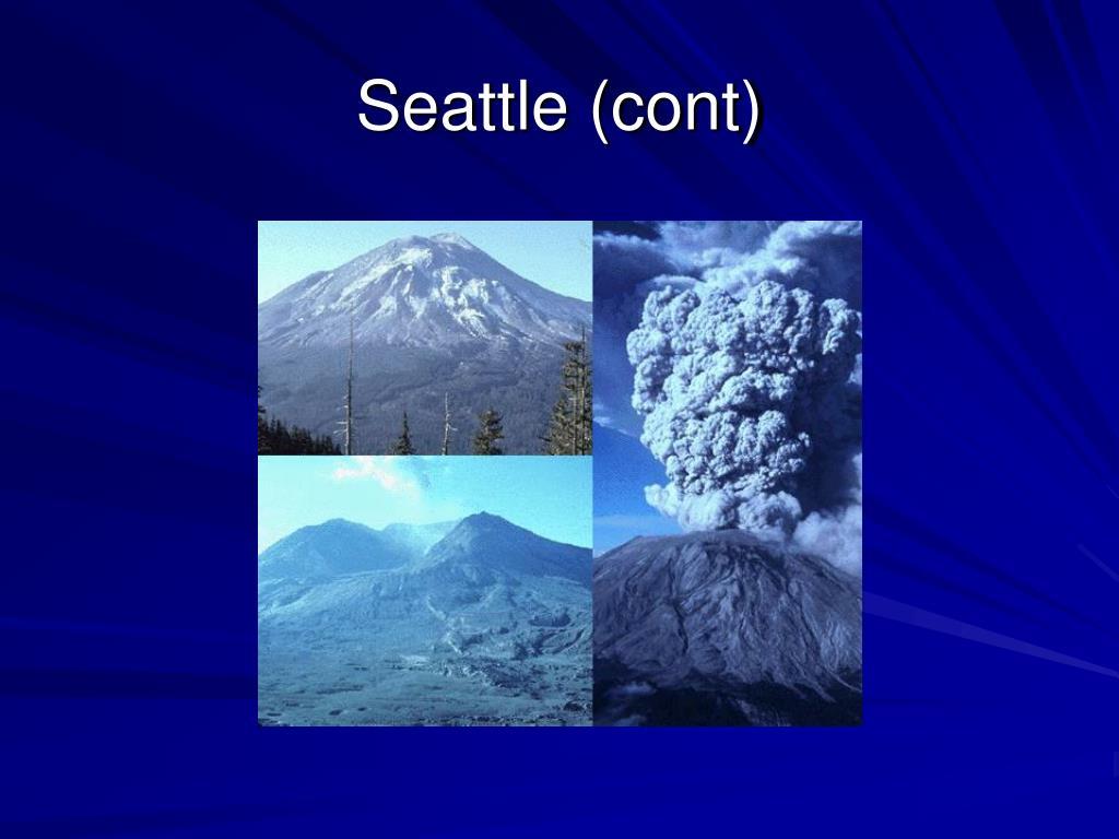 Seattle (cont)