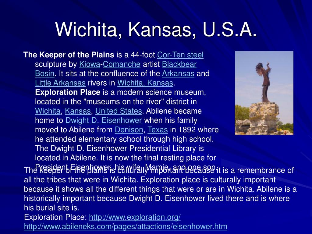 Wichita, Kansas, U.S.A.
