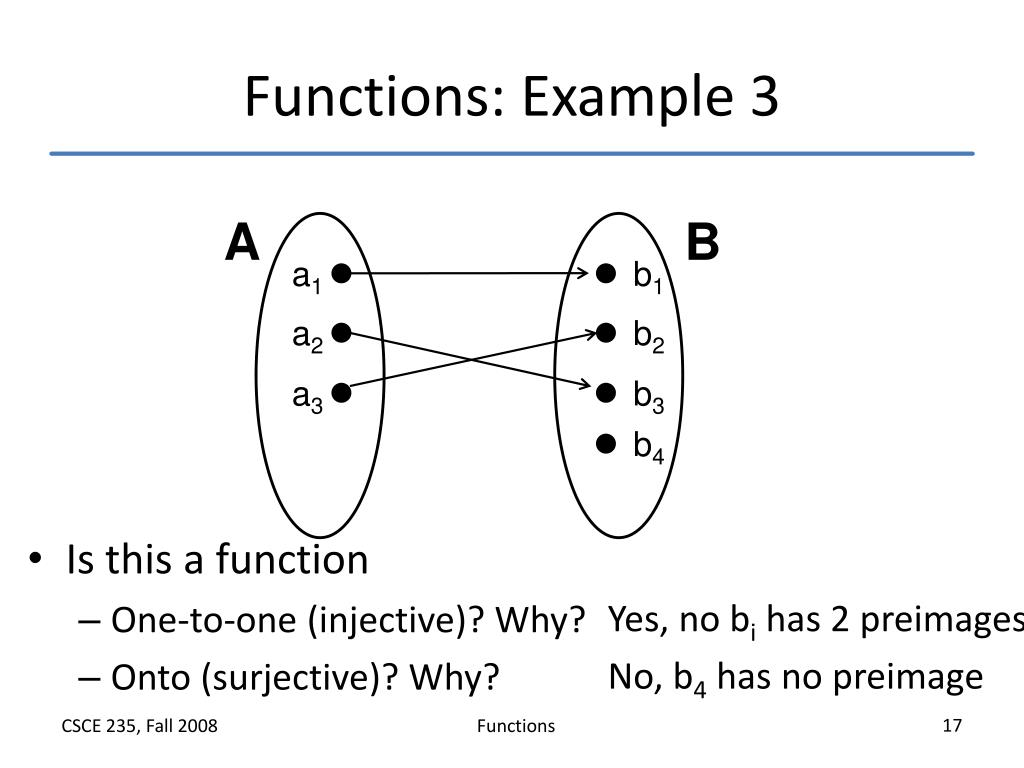 Functions: Example 3