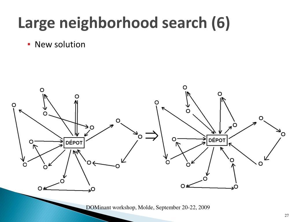 Large neighborhood search (6)
