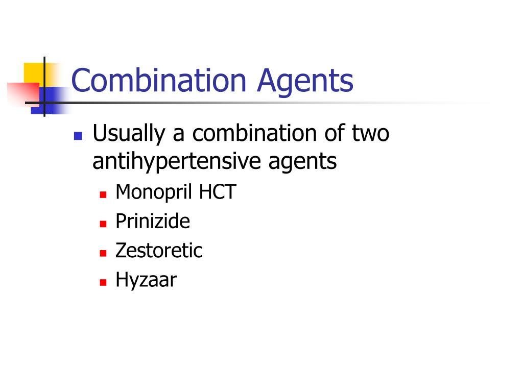 Combination Agents