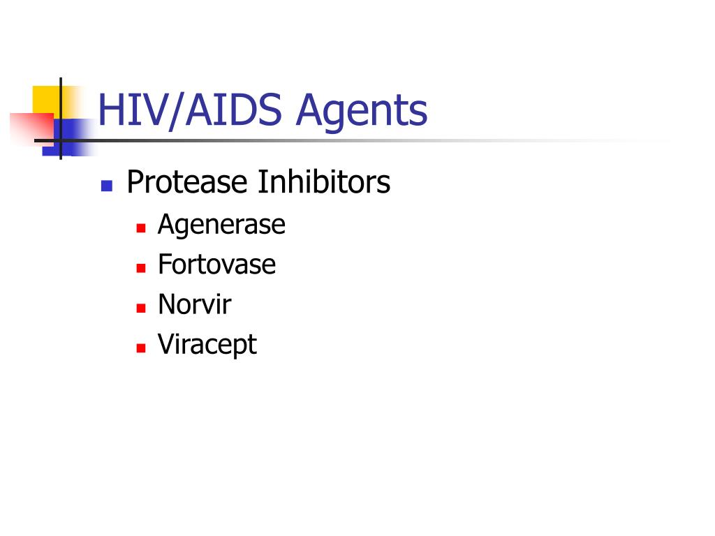 HIV/AIDS Agents