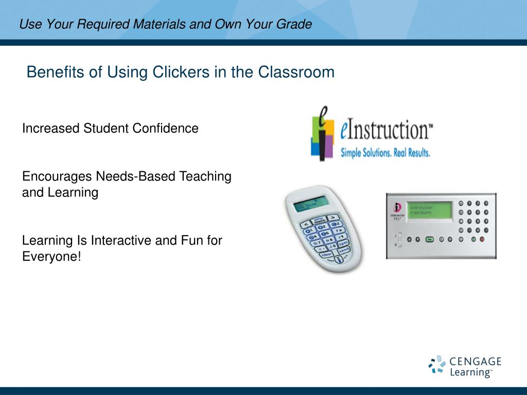 Increased Student Confidence