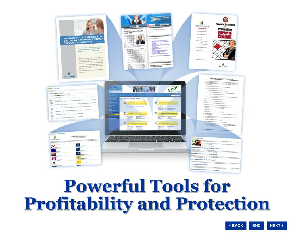 Powerful Tools for