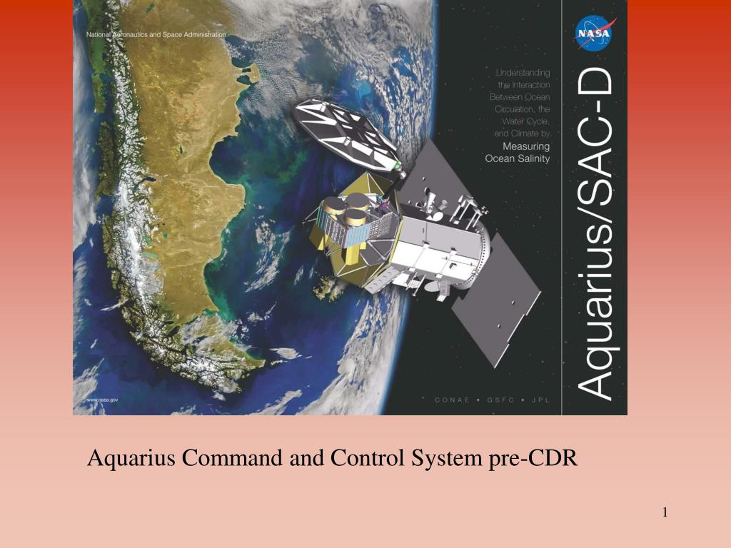 Aquarius Command and Control System pre-CDR