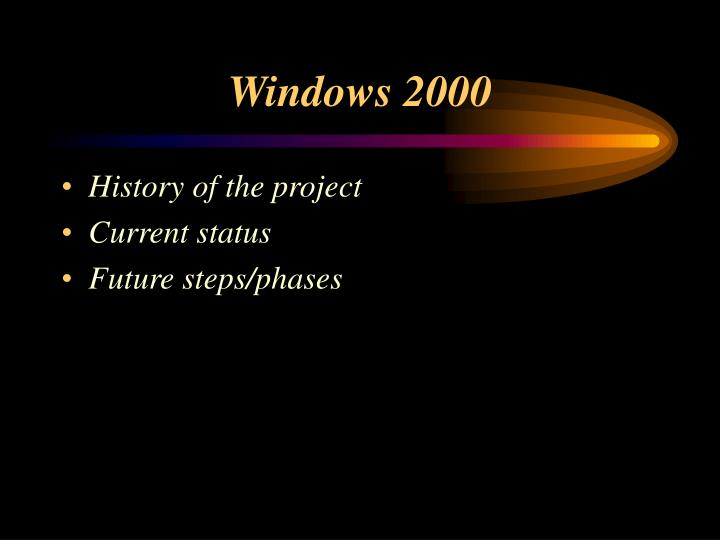 Windows 20001