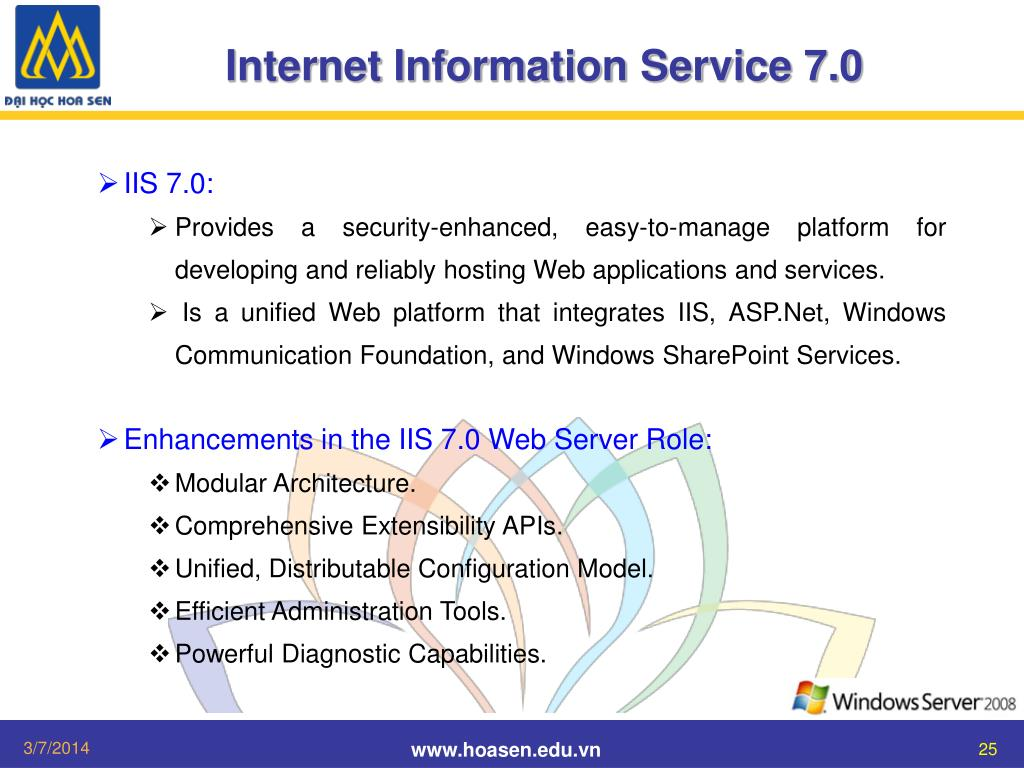 Internet Information Service 7.0