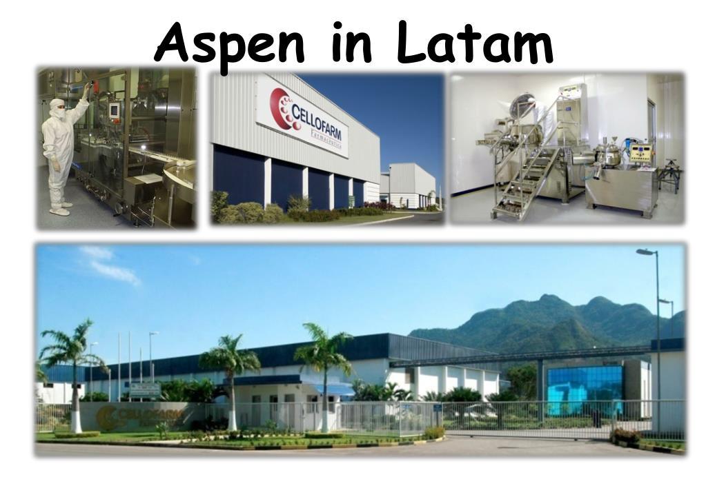 Aspen in Latam