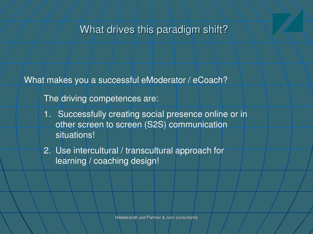 What makes you a successful eModerator / eCoach?