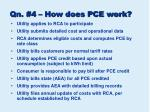 qn 4 how does pce work