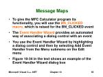 message maps55
