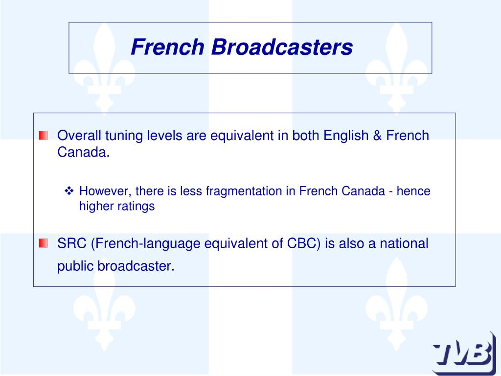 French Broadcasters