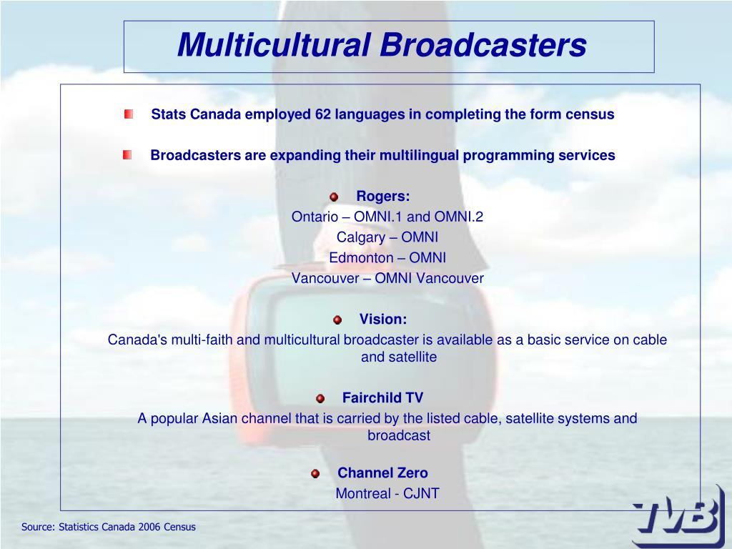 Multicultural Broadcasters