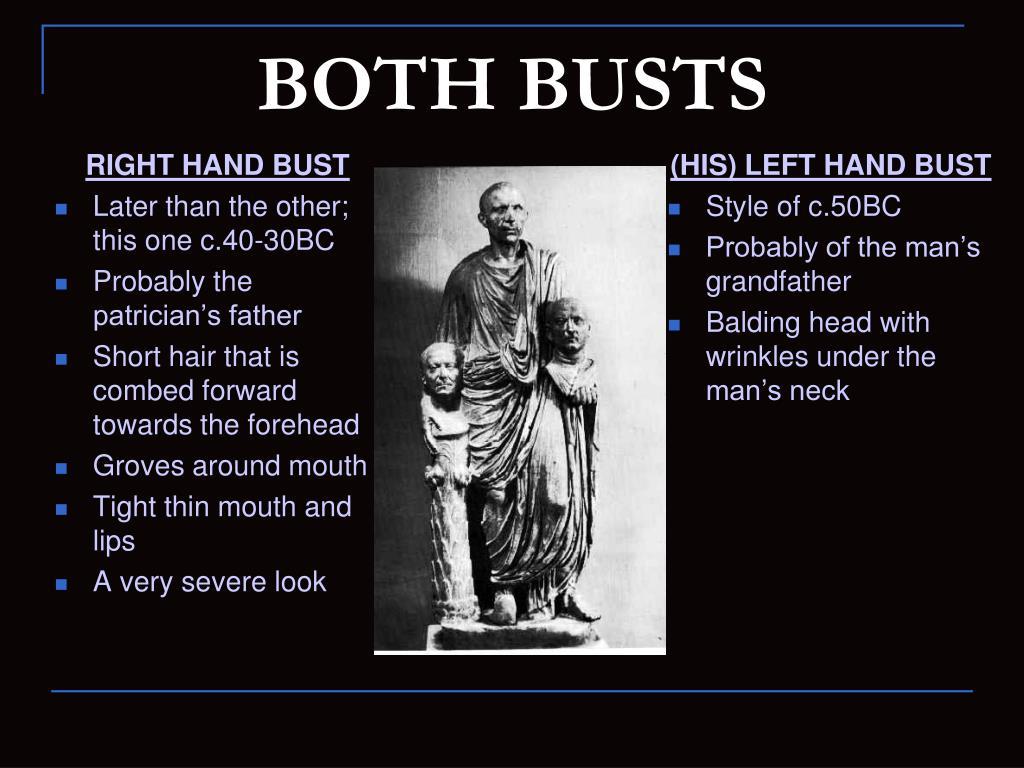 BOTH BUSTS