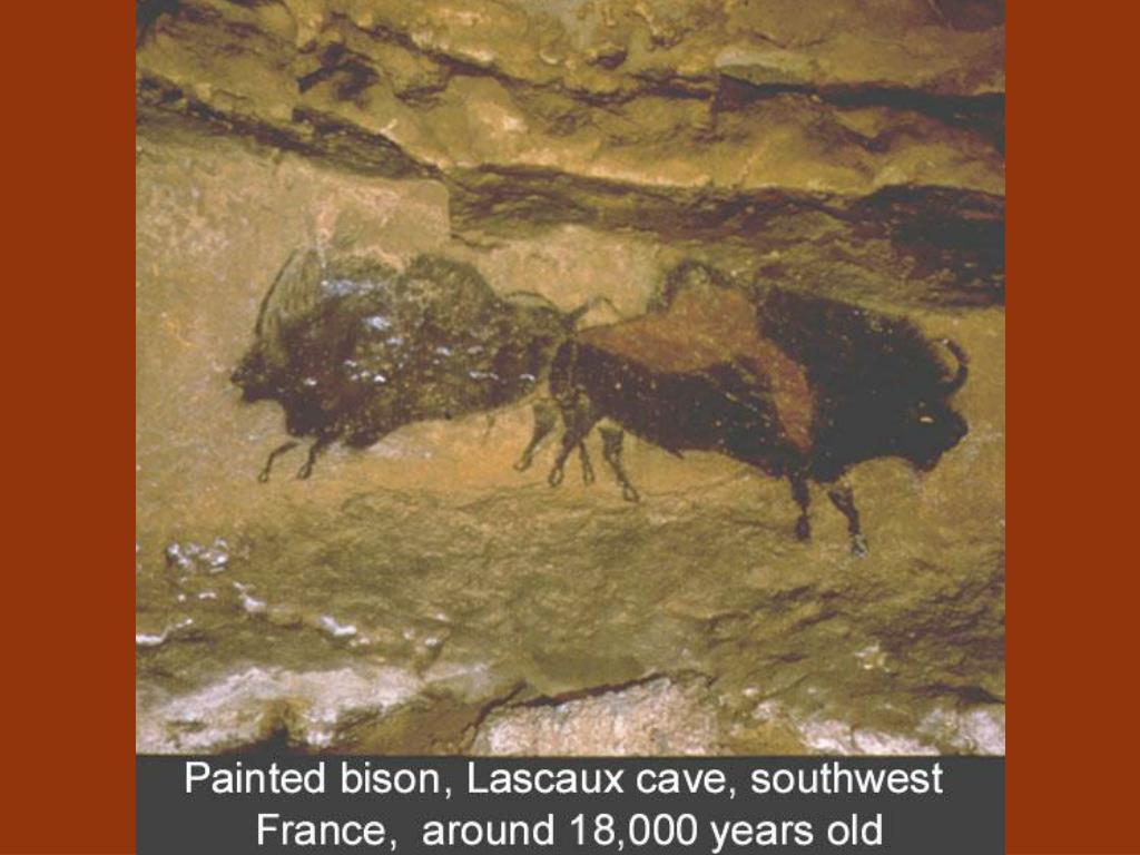 Lascaux Bison