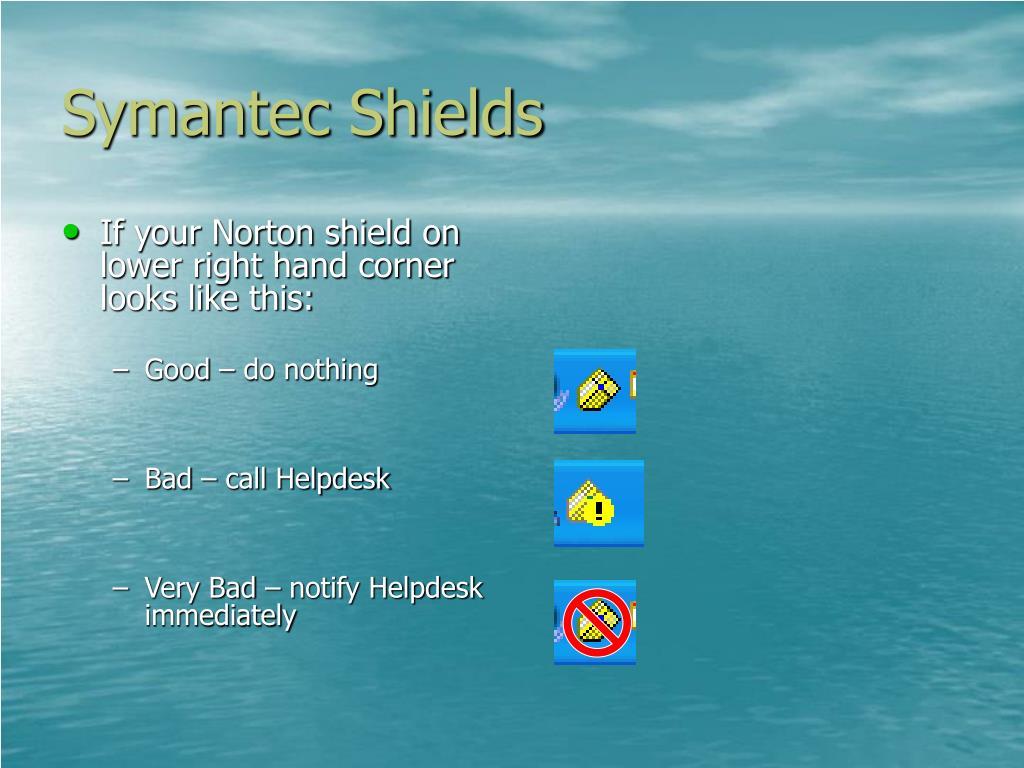 Symantec Shields