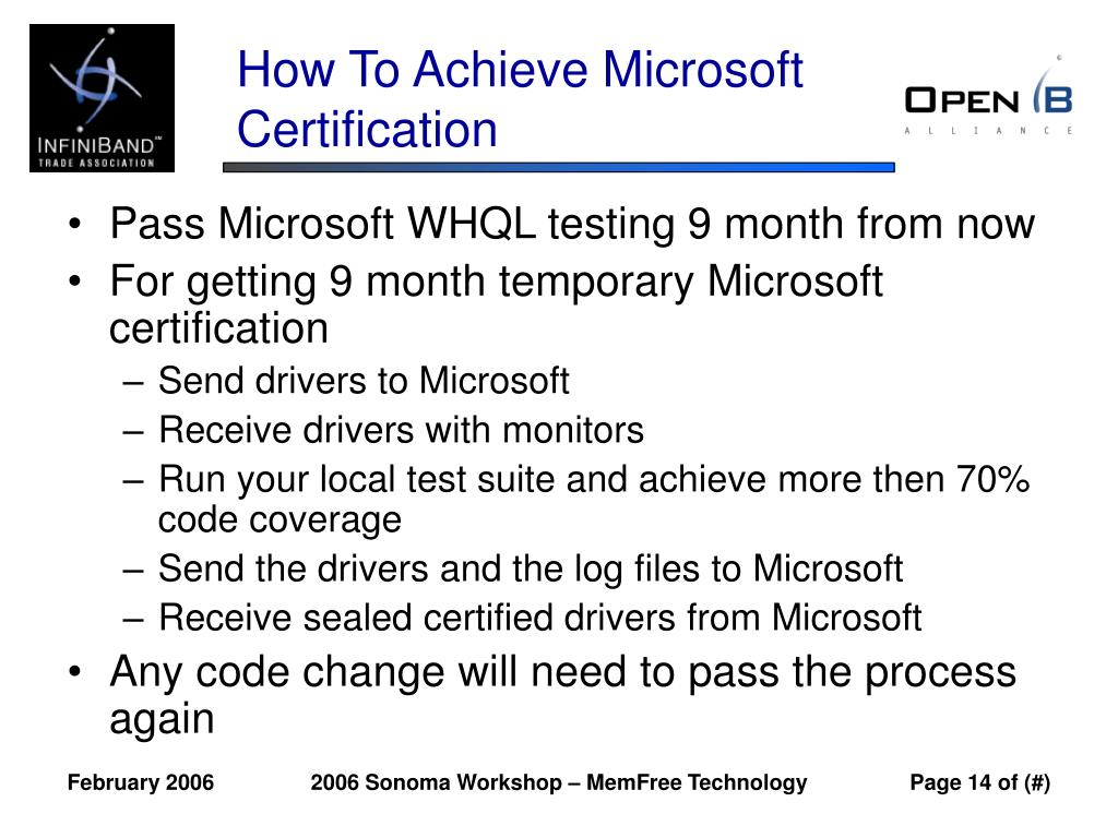 How To Achieve Microsoft Certification