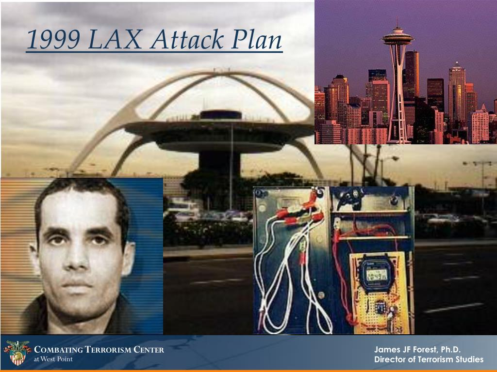 1999 LAX Attack Plan