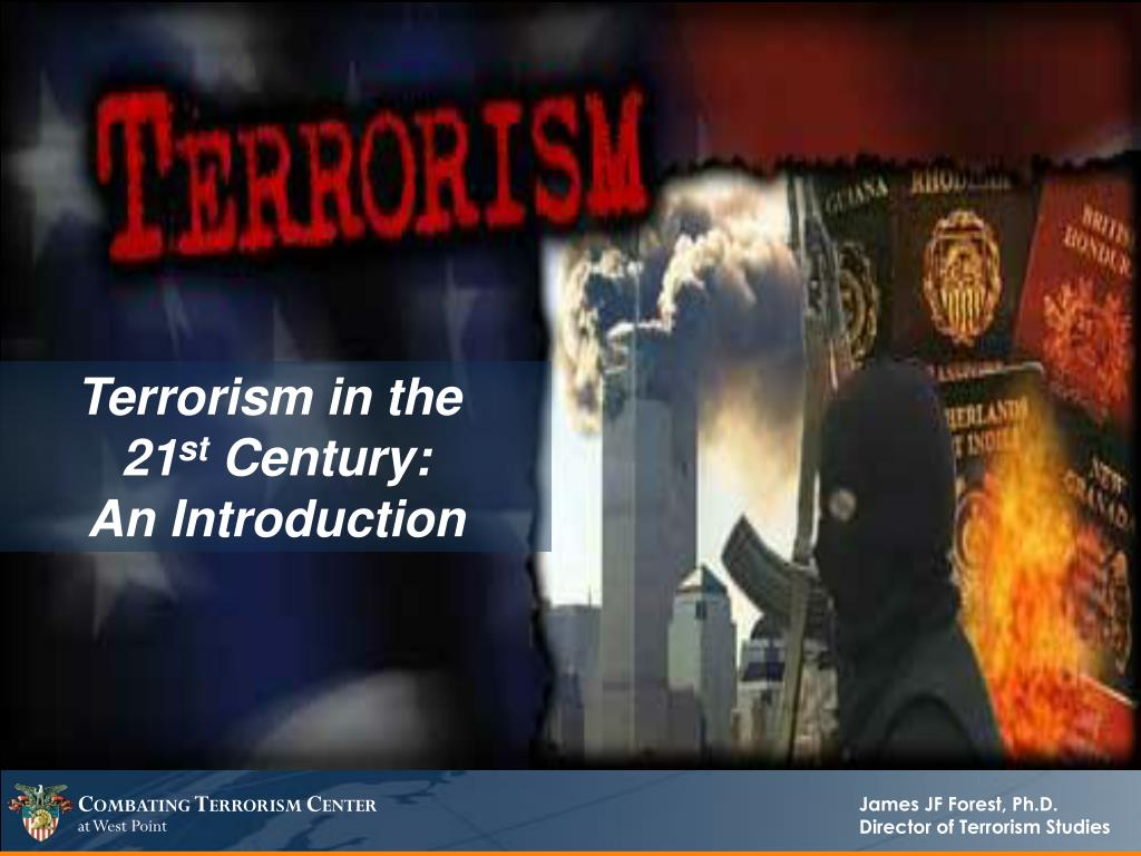 Terrorism in the