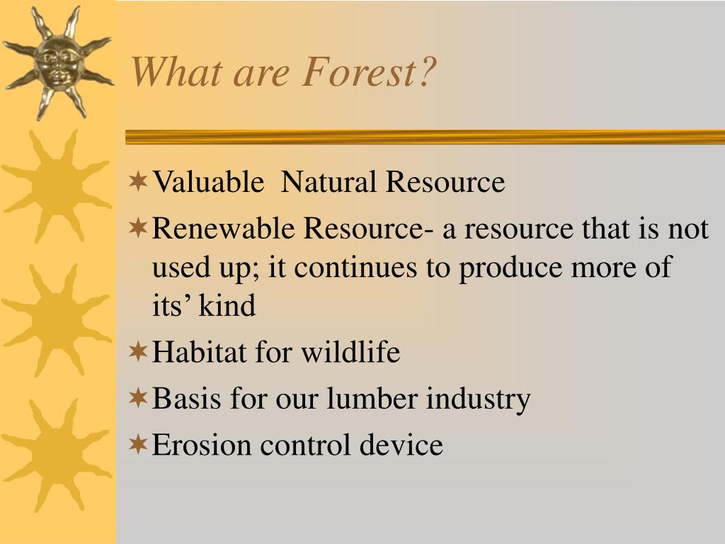 What are Forest?