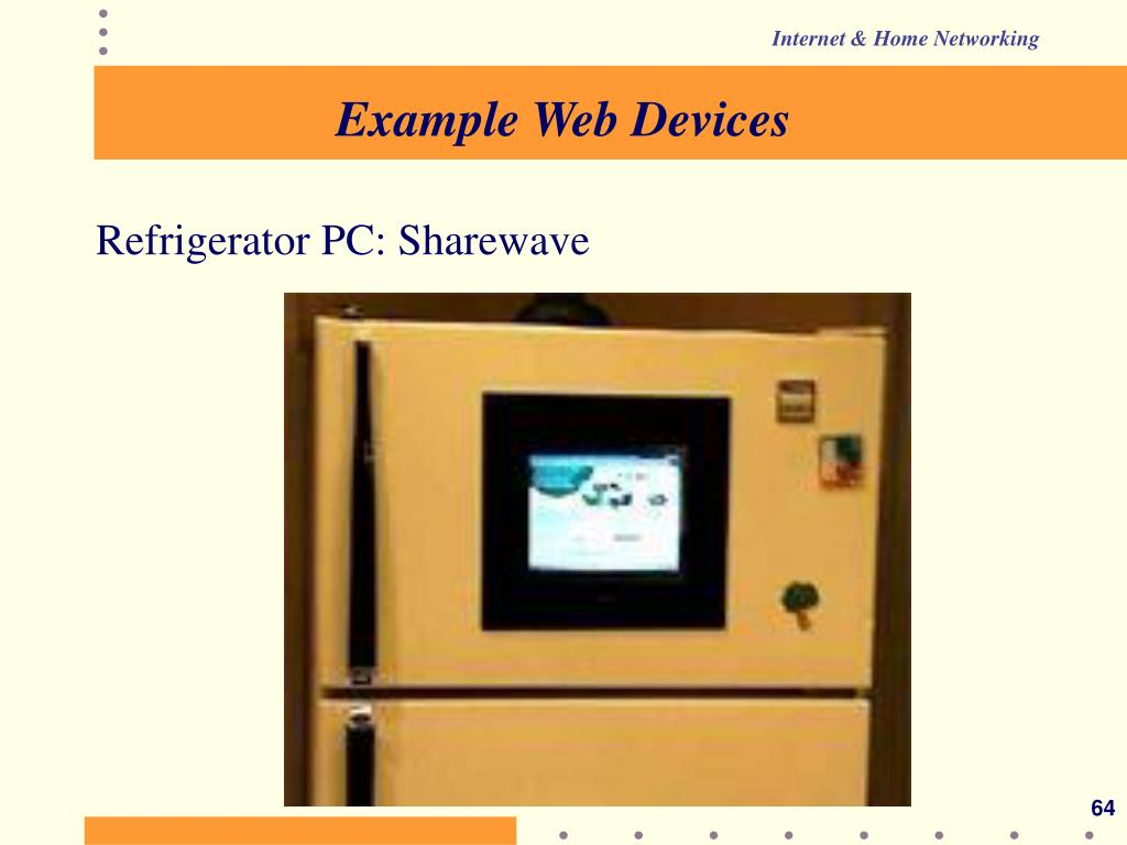 Example Web Devices