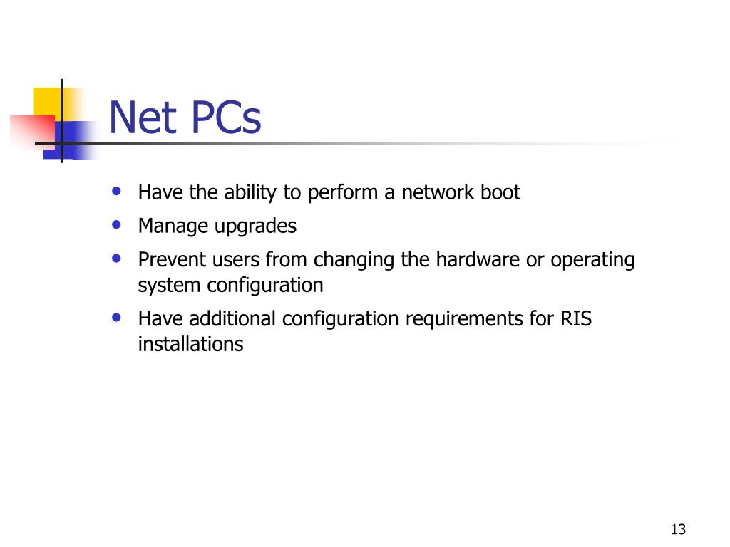 Net PCs