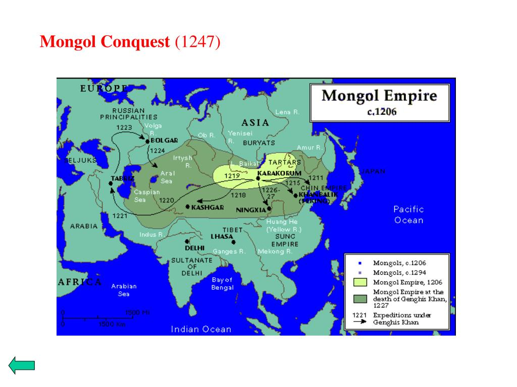 Mongol Conquest