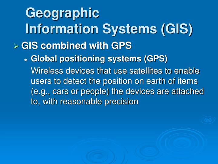 Geographic