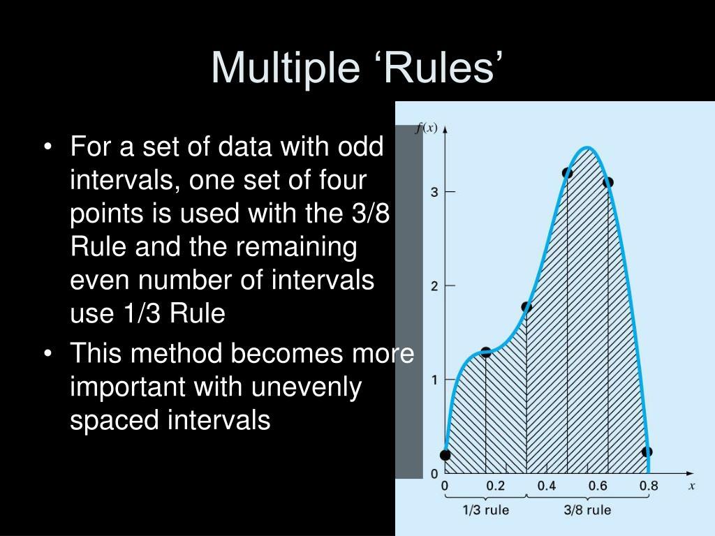 Multiple 'Rules'