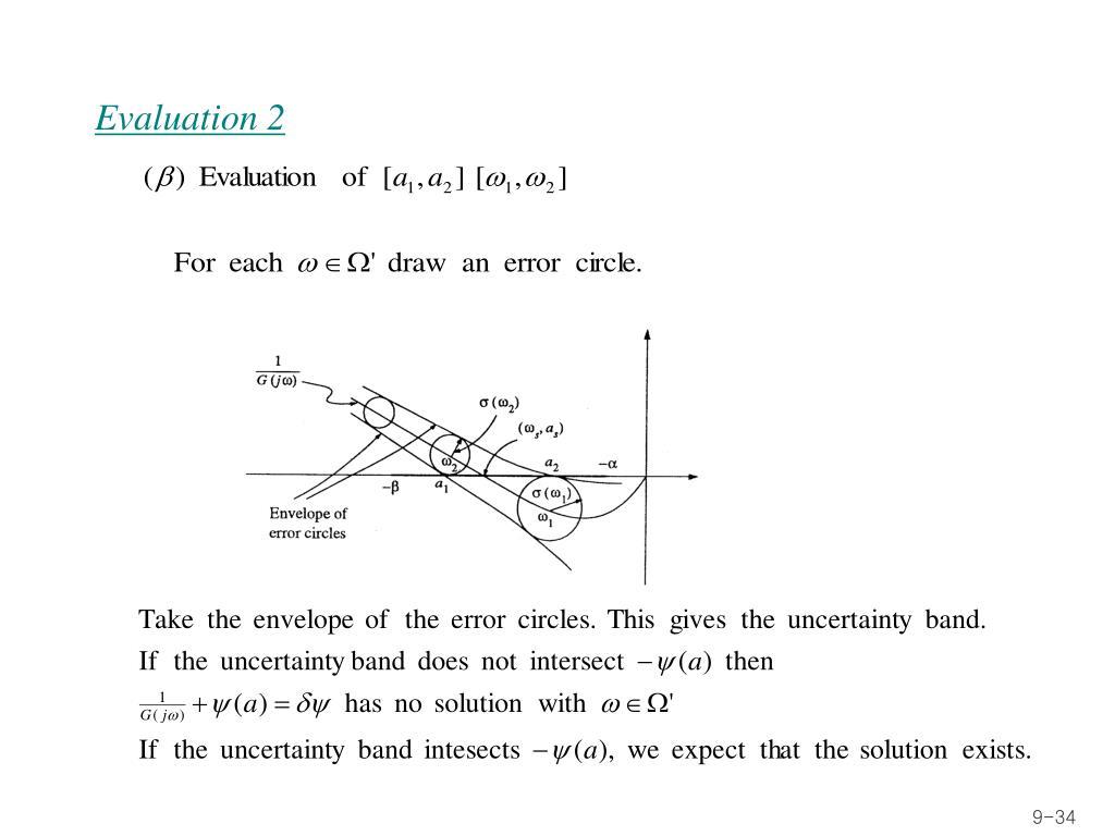 Evaluation 2