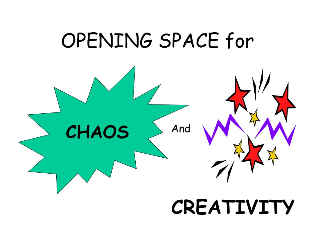 OPENING SPACE for