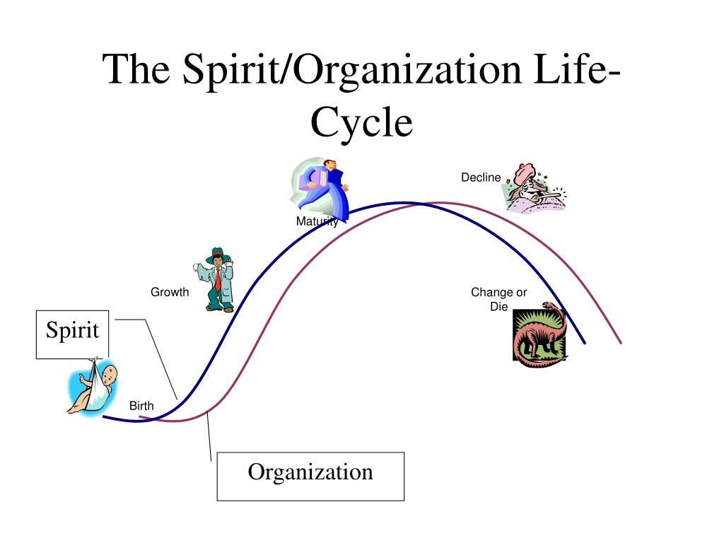 The Spirit/Organization Life-Cycle