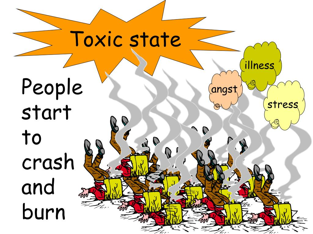 Toxic state
