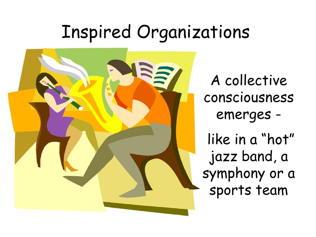 Inspired Organizations