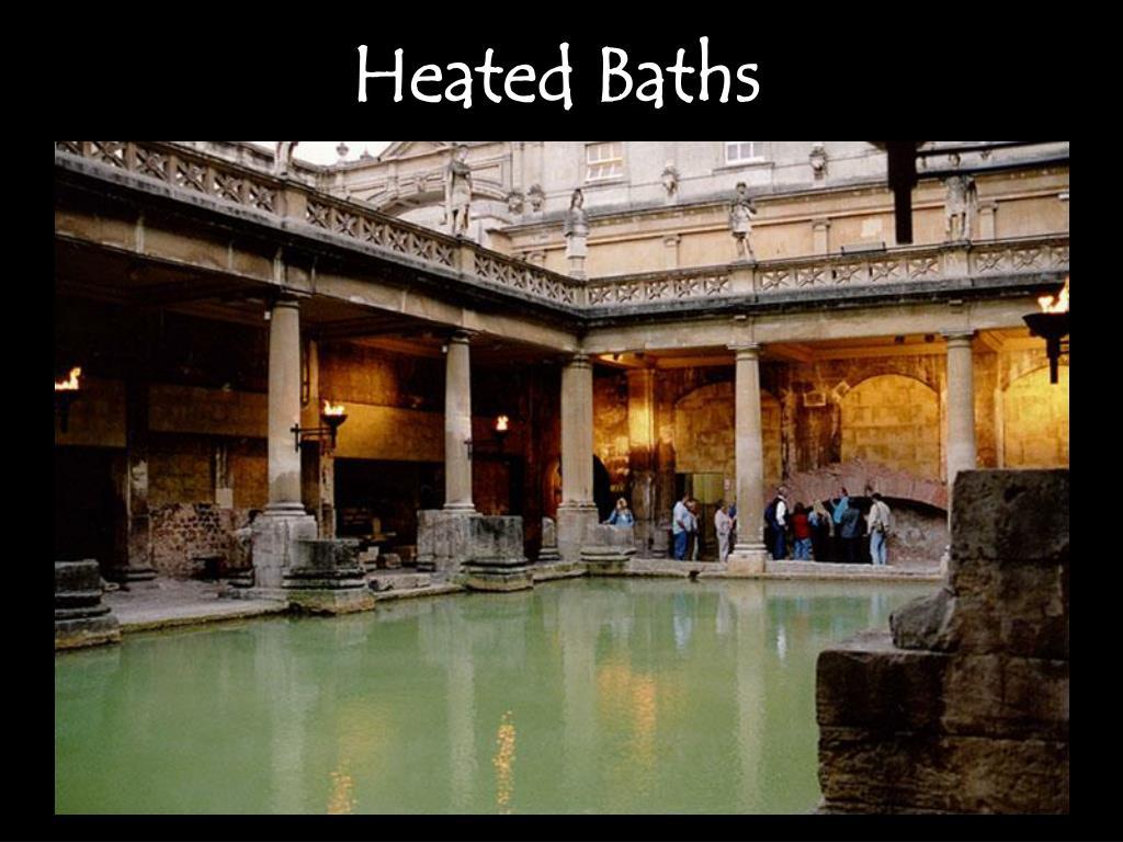 Heated Baths