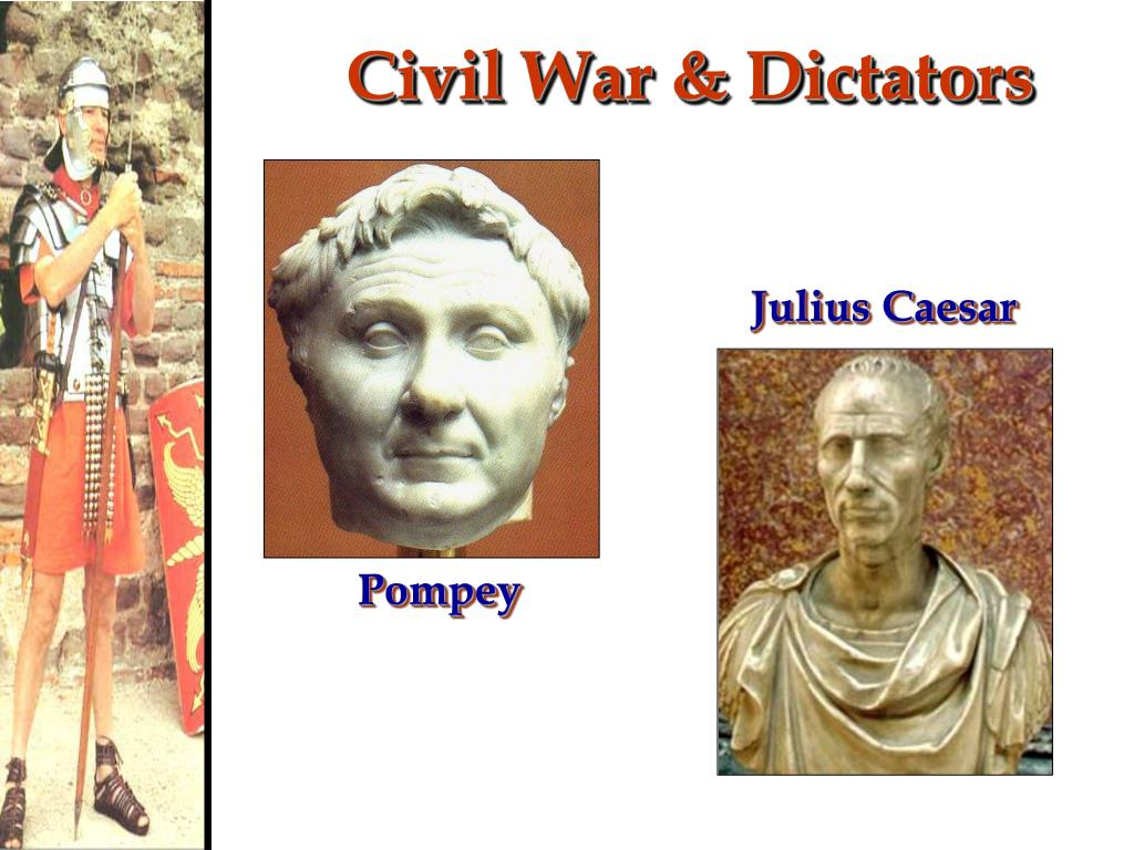 Civil War & Dictators