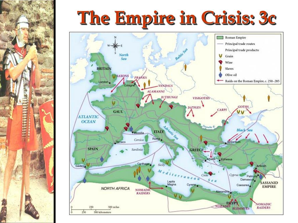 The Empire in Crisis: 3c