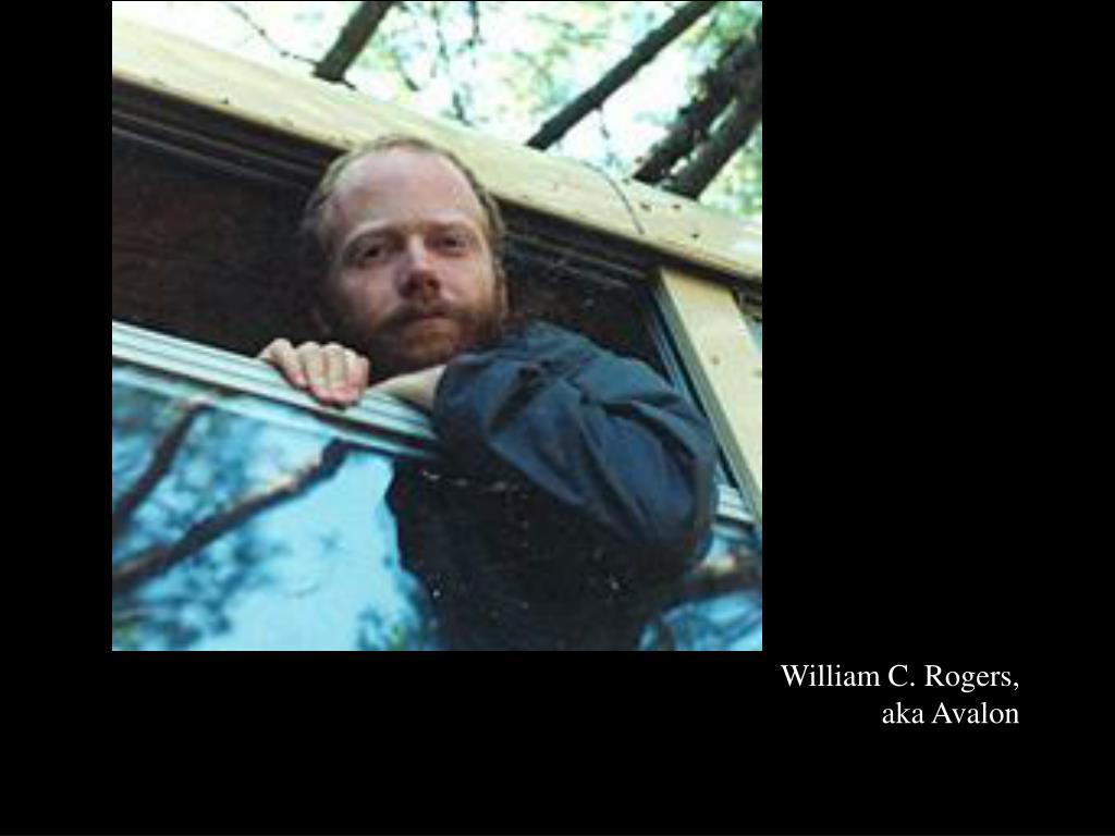William C. Rogers,