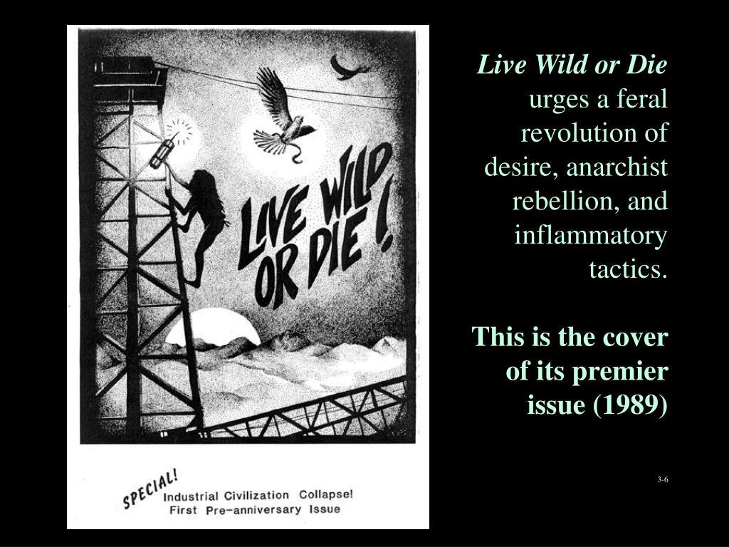 Live Wild or Die
