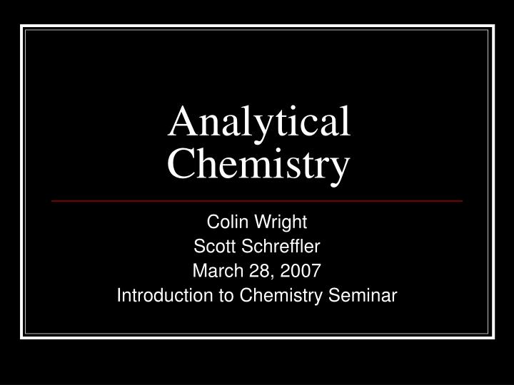 Analytical chemistry l.jpg