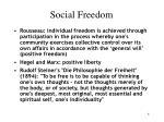 social freedom4