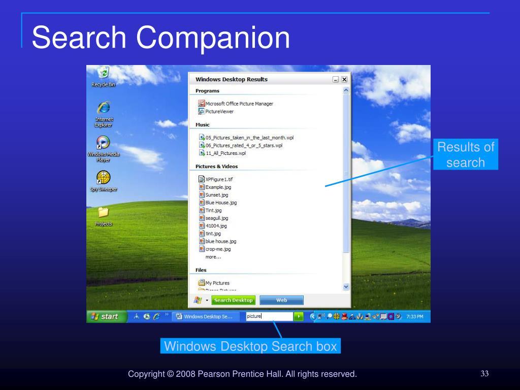 Search Companion