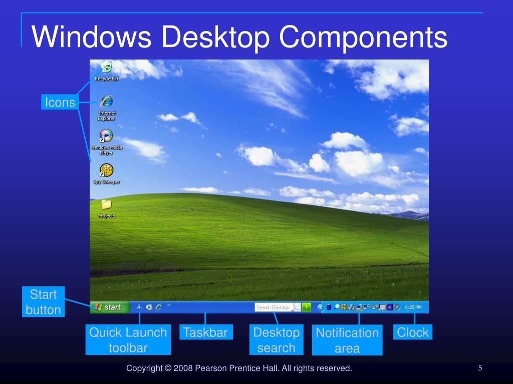 Windows Desktop Components