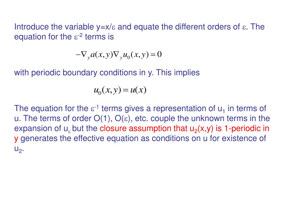 Introduce the variable y=x/